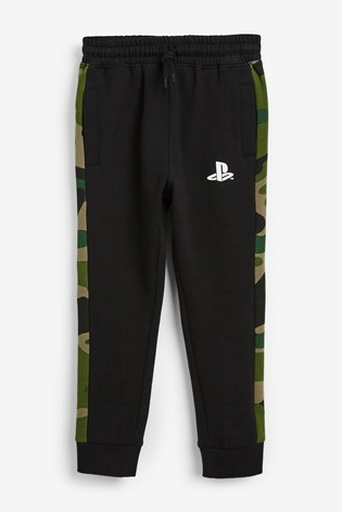 Camouflage Joggers PlayStation™ (3-16yrs)
