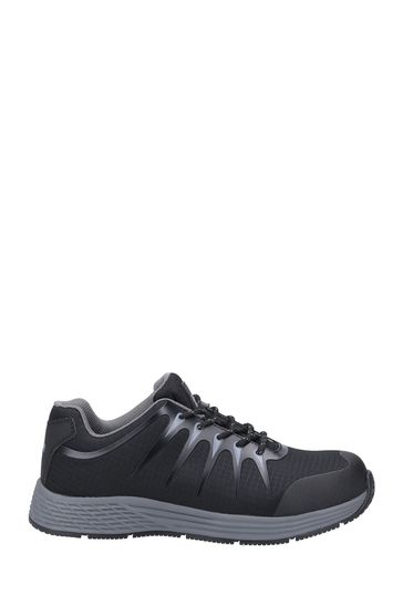Amblers Safety Black AS717 Safety Trainers