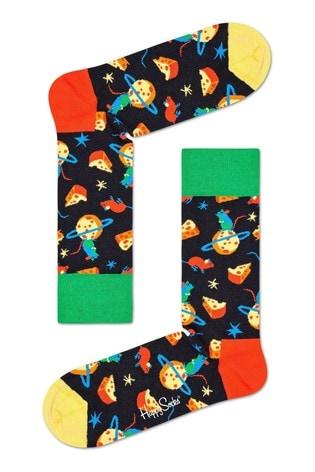 Happy Socks Mens Moon Mouse Socks