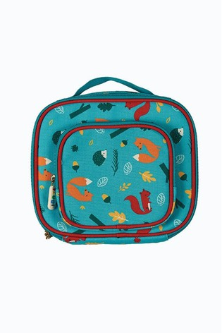 Frugi National Trust Pine Woodland Wander Recycled Lunch Bag