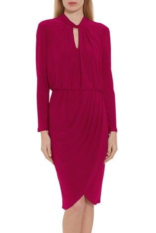 Gina Bacconi Jeanlee Jersey Dress
