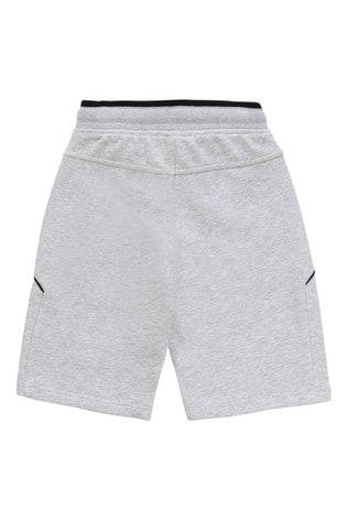 BOSS Grey Logo Shorts
