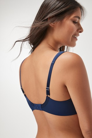Triumph® Blue True Shape Sensation Minimiser Bra