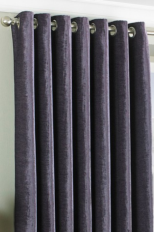 Wellesley Eyelet Curtains by Riva Paoletti