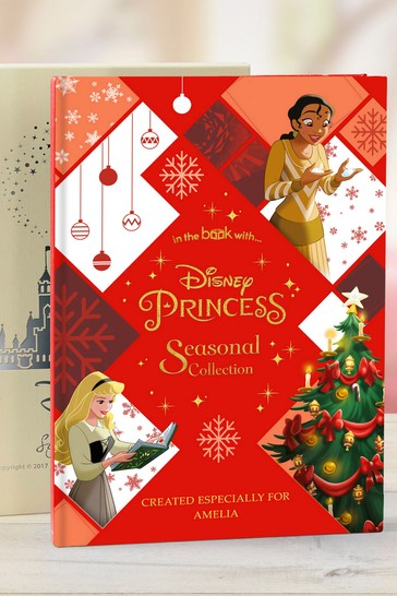 Personalised Disney™ Princess Seasonal Collection by Signature Book Publishing