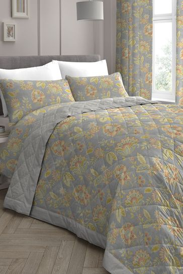 Marinelli Floral Bedspread by D&D
