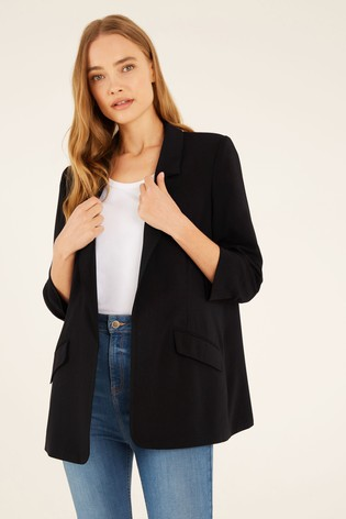 F&F Black Blazer