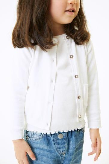 White Cardigan (3mths-7yrs)