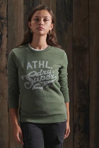 Superdry Re-worked Classics Crew Sweatshirt
