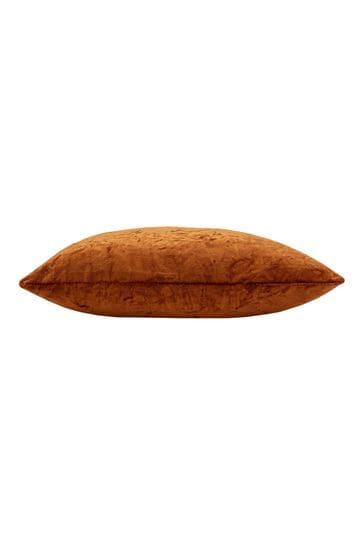 Kassaro Crushed Velvet Cushion by Ashley Wilde
