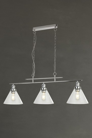 Entwine 3 Light Pendant by Searchlight