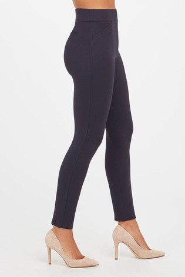 SPANX® Medium Control The Perfect Trousers, Back Seam Skinny
