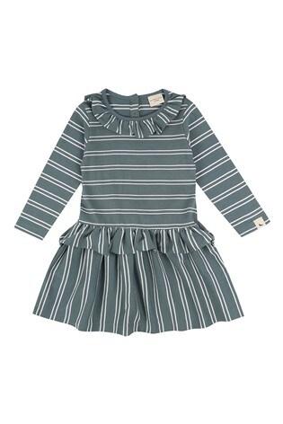 Turtledove London Steel Stripe Dress