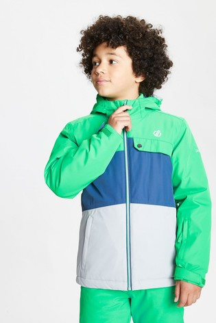 Dare 2b Green Enigmatic Waterproof Ski Jacket