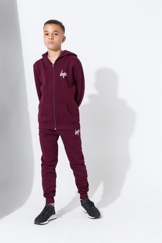 Hype. Mini Script Kids Zip Hoody