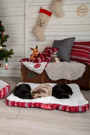 Medium Santa Paws Mattress by Scruffs®