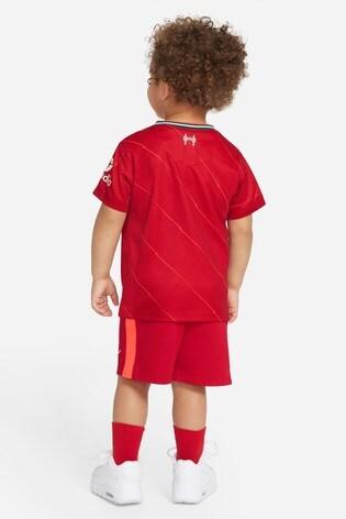 Nike Infant Liverpool Football Club 21/22 Home Kit