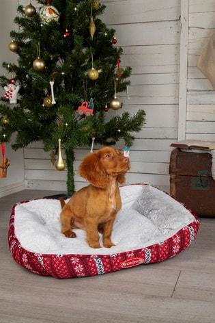 Santa Paws Box Bed by Scruffs®