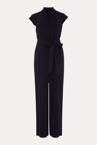 Phase Eight Blue Bree Jumpsuit