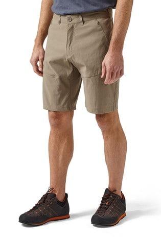 Craghoppers Grey Kiwi Pro Shorts