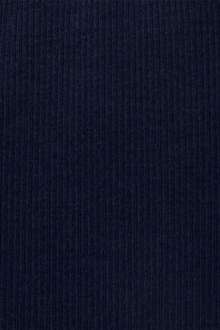 Joules Blue Lars Rib Leggings