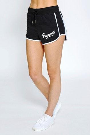 Pineapple Loopback Shorts
