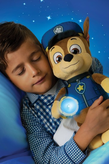 PAW Patrol Snuggle Up Pups Chase Solid