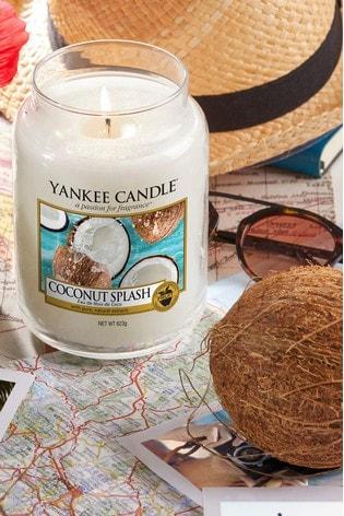 Yankee Candle Classic Large Coconut Splash Candle