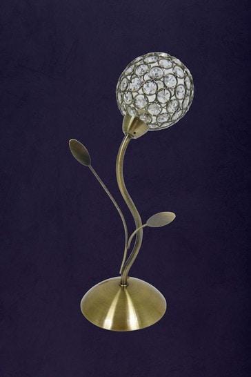Calavera Deco Shade Table Lamp by Searchlight