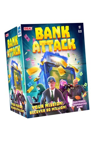 Bank Attack Family Game