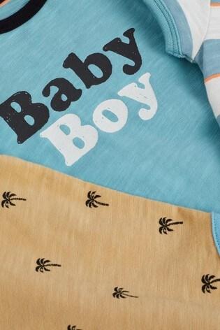 Myleene Klass Baby Bodysuits 3 Pack