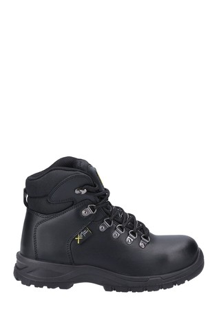Amblers Safety Black AS606 Safety Boots