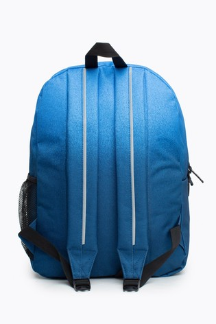 Hype. Blue Speckle Fade Utility Backpack