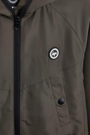 Hype. Khaki Tech Jacket