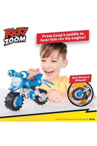 Tomy Ricky Zoom Super Rev Loop