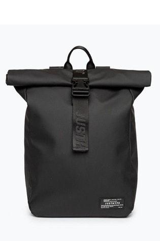 Hype. Mens Black Pioneer Bag