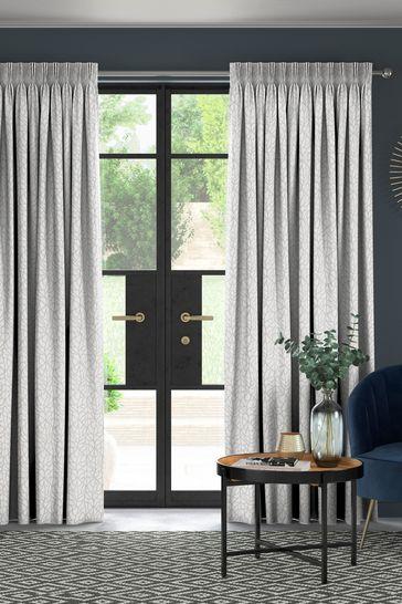 Dove Cream Winterton Made To Measure Curtains