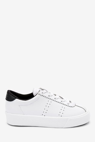 Superga® 2843 Kids Lace Sports Club Trainers