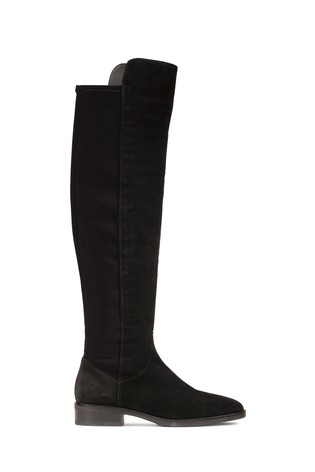 Clarks Black Sde Pure Caddy Boots