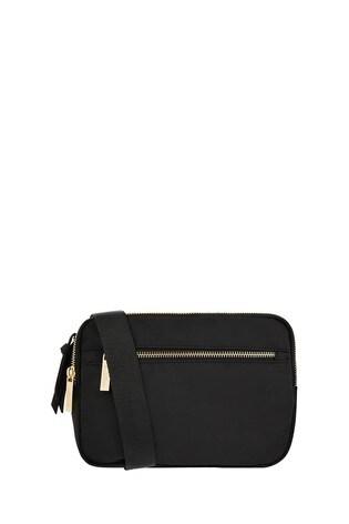 Accessorize Black Packable Rucksack