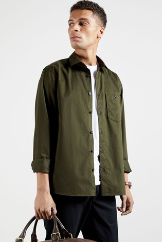 Ted Baker Esskin Workwear Plain Shirt