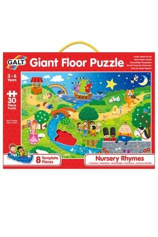 Galt Toys Nursery Rhyme Giant Floor Puzzle