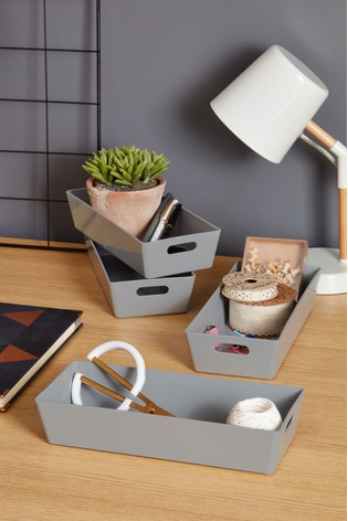 Studio Rectangle Baskets by Wham