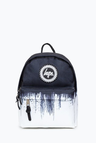 Hype. Mono Drips Mini Backpack