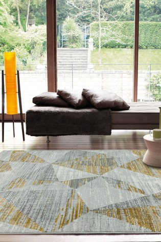 Asiatic Rugs Yellow Orion Rug