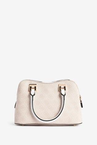 Guess Blush Small Mika Handbag