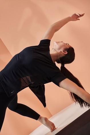 Nike Yoga Training Top