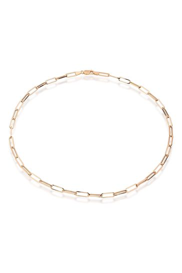 Beaverbrooks 9ct Link Necklace