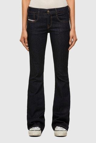Diesel® Rinse D-Ebbey Boot Cut Jeans