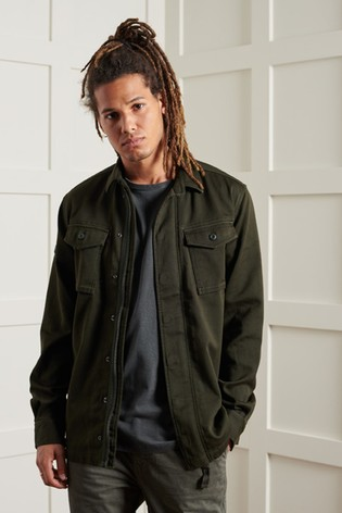 Superdry Core Military Shirt